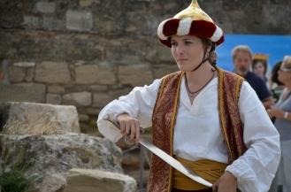 Boda Real en el Castell del Rei. Cecília López.