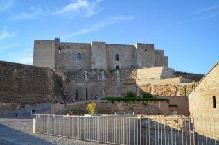 Vista del Castell del Rei-La Suda