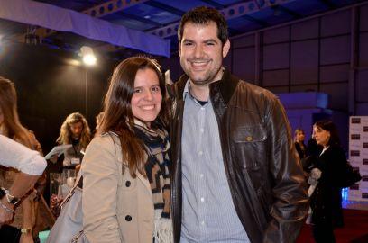 Sílvia Domenech y David Pueyo se casaran en junio y además de organizar su boda ayudan a otros novios a través de su empresa de Wedding Planner. Cecília López