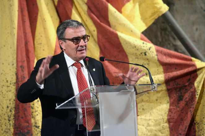 Àngel Ros, alcalde de Lleida. Foto: Paeria - Hermínia Sirvent