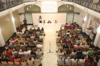 Audiencia publica sobre basses 24_9_2012. Paeria