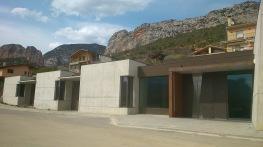 Centre Paleoambiental Dinosfera y la Sala Limit K-T en Coll de Nargó. Cecília López