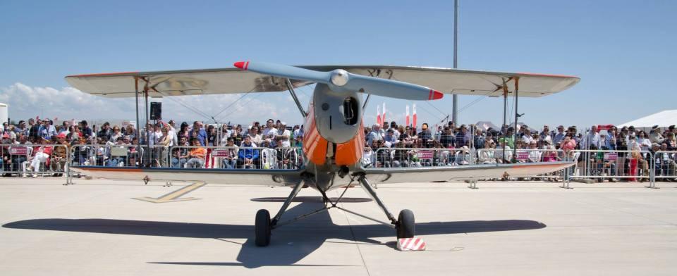Air Race F1 - Aeropuerto Lleida-Alguaire. Cecília López