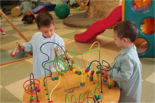 El juego y la fantasía son una vía de aprendizaje de los distintos lenguajes. Ajuntament de Lleida